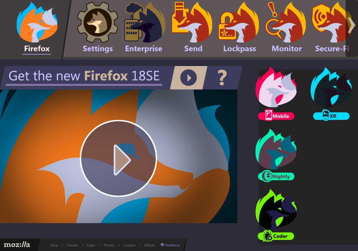 Firefox Cloud